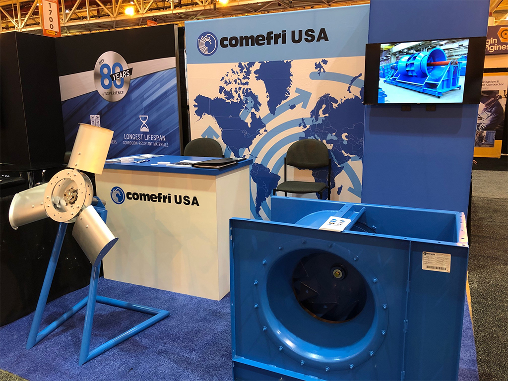 Power Gen International 2019 Comefri Stand.jpg