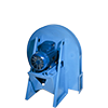 DP centrifugal fan